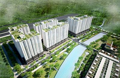 Chung cư Sunview Town